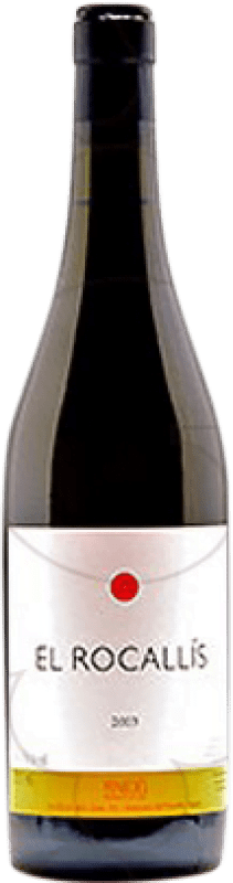 41,95 € | White wine Can Ràfols El Rocallis Especial Reserva 2009 D.O. Penedès Catalonia Spain Incroccio Manzoni Bottle 75 cl