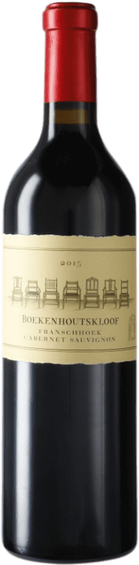 84,95 € Free Shipping | Red wine Boekenhoutskloof South Africa Cabernet Sauvignon, Cabernet Franc Bottle 75 cl