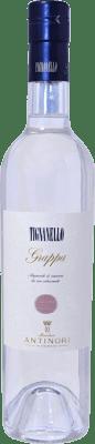 44,95 € Free Shipping | Grappa Antinori Tignanello Italy Half Bottle 50 cl