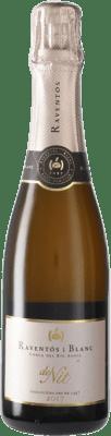 9,95 € Free Shipping   Rosé sparkling Raventós i Blanc de Nit Brut Joven Catalonia Spain Monastrell, Macabeo, Xarel·lo, Parellada Half Bottle 37 cl