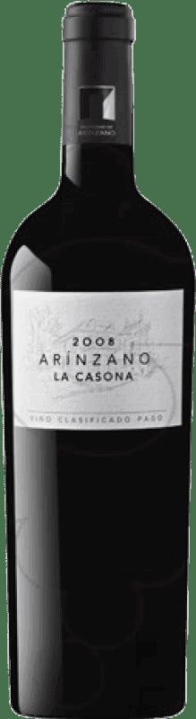 62,95 € | Red wine Arínzano La Casona D.O.P. Vino de Pago de Arínzano Navarre Spain Tempranillo, Merlot Magnum Bottle 1,5 L