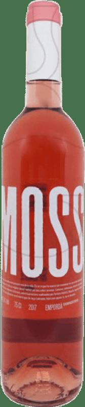 11,95 € Free Shipping | Rosé wine Bach Masía Serra Mosst Joven D.O. Empordà Catalonia Spain Cabernet Sauvignon, Cabernet Franc Bottle 75 cl