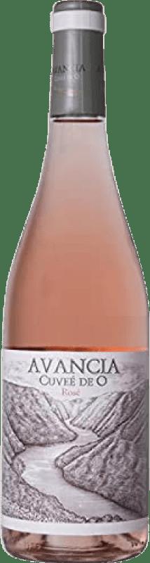11,95 € Free Shipping | Rosé wine Avanthia Avancia Joven Galicia Spain Mencía Bottle 75 cl