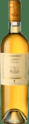 44,95 € Free Shipping | Fortified wine Castello della Sala Antinori Muffato Otras D.O.C. Italia Italy Sauvignon White, Gewürztraminer, Riesling, Sémillon, Greco Half Bottle 50 cl