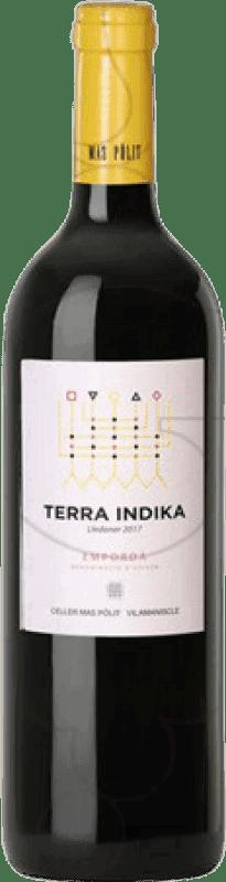 7,95 € | Red wine Mas Pòlit Terra Indika Crianza D.O. Empordà Catalonia Spain Grenache Bottle 75 cl