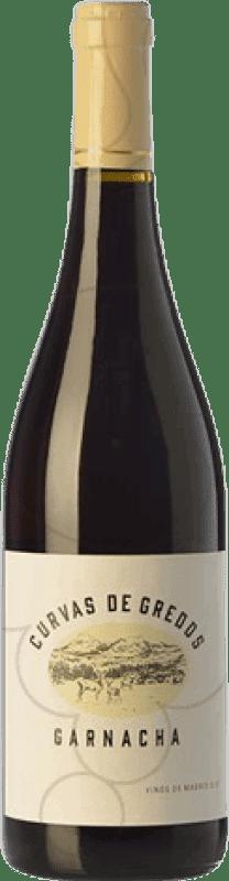 11,95 € Free Shipping | Red wine Cristo del Humilladero Curvas de Gredos Joven D.O. Vinos de Madrid Castilla la Mancha y Madrid Spain Grenache Bottle 75 cl