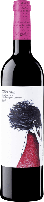 8,95 € Free Shipping   Red wine Freixenet Cop de Vent Negre Joven D.O. Empordà Catalonia Spain Merlot, Cabernet Sauvignon Bottle 75 cl