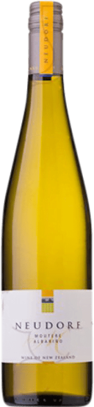 28,95 € Free Shipping | White wine Neudorf Moutere Crianza New Zealand Albariño Bottle 75 cl