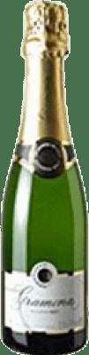 9,95 € | White sparkling Gramona Brut Reserva D.O. Cava Catalonia Spain Macabeo, Xarel·lo, Chardonnay, Parellada Half Bottle 37 cl