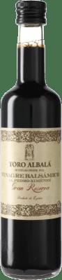 9,95 € Envío gratis | Vinagre Toro Albalá PX España Pedro Ximénez Media Botella 50 cl