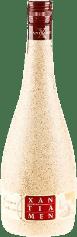 11,95 € Envío gratis | Crema de Licor Osborne Xantiamen Crema de Orujo España Botella 70 cl