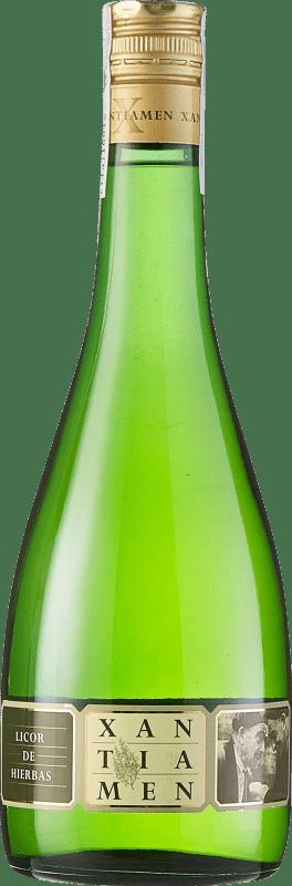 9,95 € Envío gratis | Licor de hierbas Osborne Xantiamen España Botella 70 cl