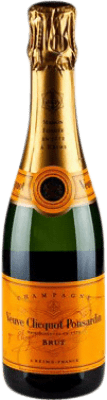 29,95 € | White sparkling Veuve Clicquot Carte Jeune Brut Gran Reserva A.O.C. Champagne France Pinot Black, Chardonnay, Pinot Meunier Half Bottle 37 cl
