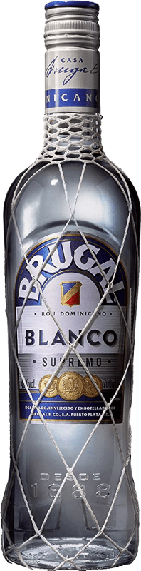 15,95 € | Rum Brugal Blanco Supremo Dominican Republic Bottle 70 cl