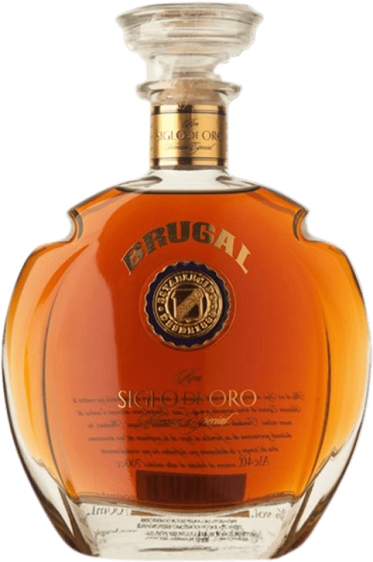 119,95 € | Rum Brugal Siglo de Oro Extra Añejo Dominican Republic Bottle 70 cl