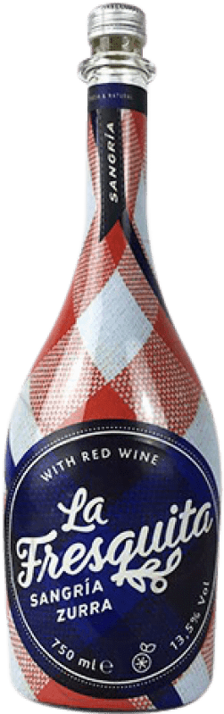 8,95 € Free Shipping | Sangaree Sort del Castell La Fresquita Zurra Spain Bottle 75 cl