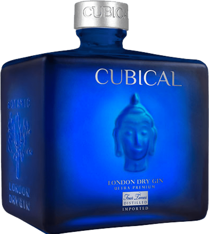 33,95 € Envío gratis | Ginebra Williams & Humbert Botanic Ultra Premium España Botella 70 cl