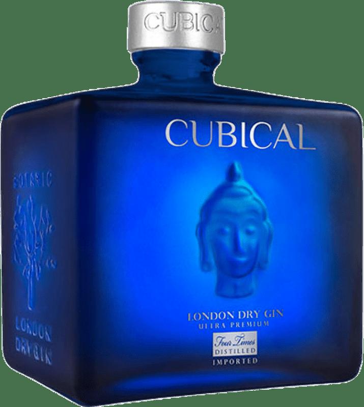 33,95 € 免费送货 | 金酒 Williams & Humbert Botanic Ultra Premium 西班牙 瓶子 70 cl