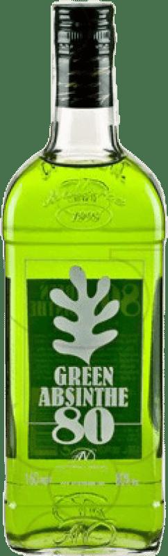 18,95 € Envío gratis | Absenta Antonio Nadal 80 Green España Botella 70 cl