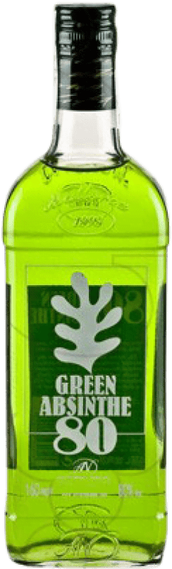 18,95 € Free Shipping | Absinthe Antonio Nadal 80 Green Spain Bottle 70 cl