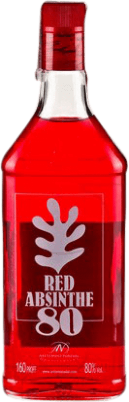 18,95 € 免费送货   苦艾酒 Antonio Nadal 80 Red 西班牙 瓶子 70 cl