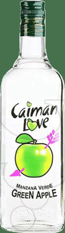 8,95 € 免费送货 | Schnapp Antonio Nadal Caiman Love Manzana Verde 西班牙 瓶子 70 cl