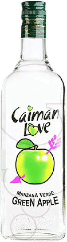8,95 € Free Shipping | Schnapp Antonio Nadal Caiman Love Manzana Verde Spain Bottle 70 cl