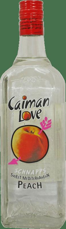 8,95 € 免费送货 | Schnapp Antonio Nadal Caiman Love Melocotón 西班牙 瓶子 70 cl