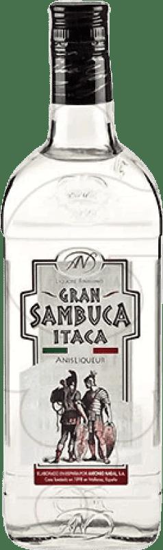 11,95 € Envío gratis | Anisado Antonio Nadal Sambuca Itaca España Botella 70 cl