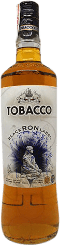 12,95 € 免费送货 | 朗姆酒 Antonio Nadal Tobacco Black Añejo 西班牙 瓶子 Misil 1 L