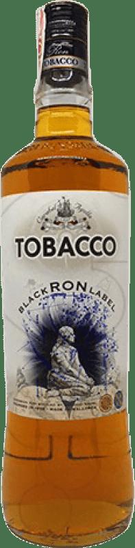 12,95 € Envoi gratuit | Rhum Antonio Nadal Tobacco Black Añejo Espagne Bouteille Missile 1 L