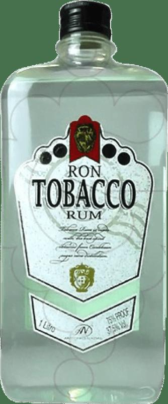 9,95 € 免费送货 | 朗姆酒 Antonio Nadal Tobacco Blanco 西班牙 Petaca 1 L