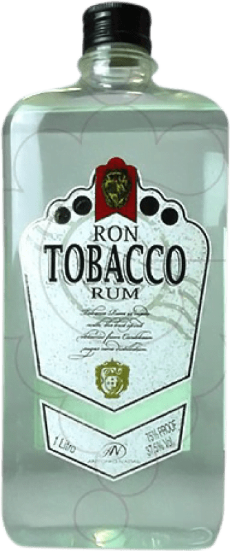 10,95 € Free Shipping | Rum Antonio Nadal Tobacco Blanco Spain Petaca 1 L
