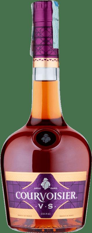 22,95 € Envío gratis | Coñac Courvoisier Francia Botella 70 cl