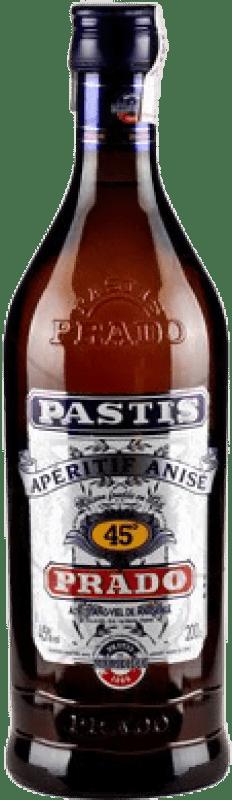 21,95 € 免费送货 | 茴香酒 Bardinet Prado 法国 特别的瓶子 2 L