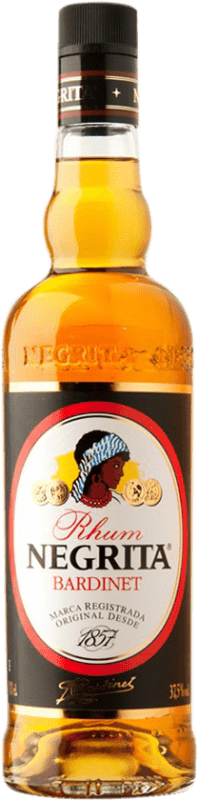 9,95 € Envío gratis   Ron Bardinet Negrita Añejo España Botella 70 cl