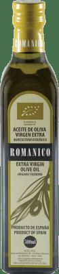 6,95 € 免费送货 | 食用油 Actel Románico Ecológico 西班牙 半瓶 50 cl