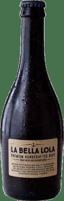 1,95 € 免费送货   啤酒 Barcelona Beer La Bella Lola Mediterranean Blonde Ale 西班牙 Botellín Tercio 33 cl