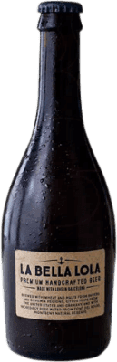 1,95 € Envoi gratuit | Bière Barcelona Beer La Bella Lola Mediterranean Blonde Ale Espagne Botellín Tercio 33 cl