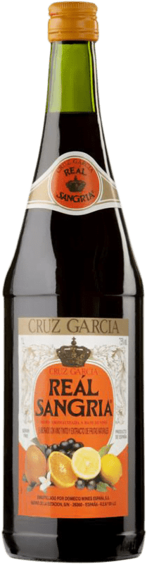 4,95 € Envío gratis | Sangría Age Real España Botella Misil 1 L