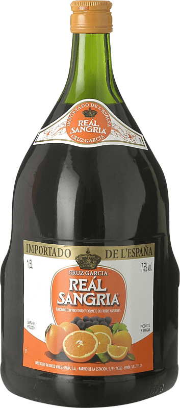 5,95 € Free Shipping | Sangaree Age Real Asa Spain Magnum Bottle 1,5 L