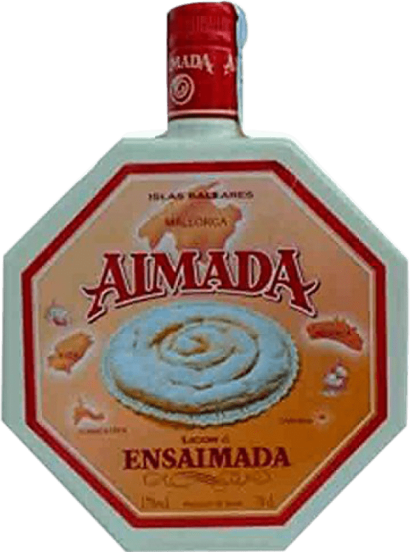 11,95 € | Liqueur Cream Campeny Aimada Licor de Ensaimada Spain Bottle 70 cl