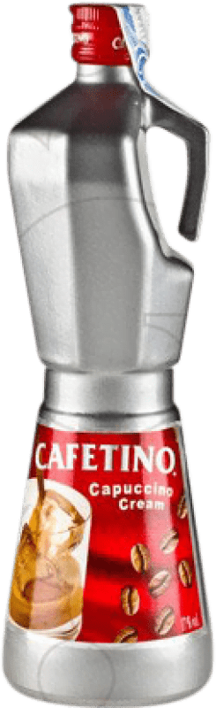 13,95 € Free Shipping | Liqueur Cream Campeny Cafetino Spain Bottle 70 cl