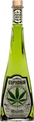24,95 € 免费送货   苦艾酒 Hill's Euphoria Cannabis 捷克共和国 半瓶 50 cl