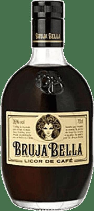 8 95 Envío Gratis Orujo Caballero Bruja Bella Licor De Café España Botella 70