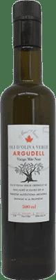 12,95 € 免费送货 | 食用油 Mas Auró 西班牙 Argudell 半瓶 50 cl
