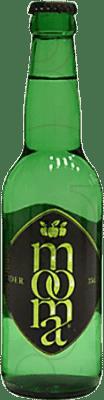 2,95 € 免费送货   苹果酒 Moma 西班牙 Botellín Tercio 33 cl