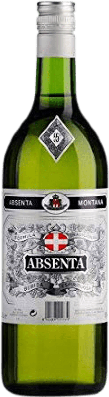 17,95 € Free Shipping | Absinthe Montaña Spain Missile Bottle 1 L