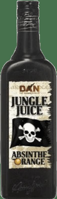 9,95 € 免费送货   苦艾酒 Orange Jungle 西班牙 瓶子 70 cl