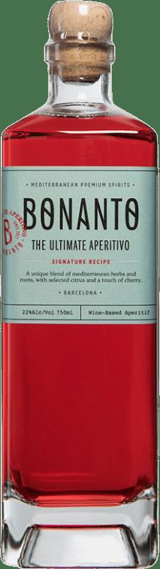 18,95 € Envío gratis | Licores Bonanto España Botella 75 cl
